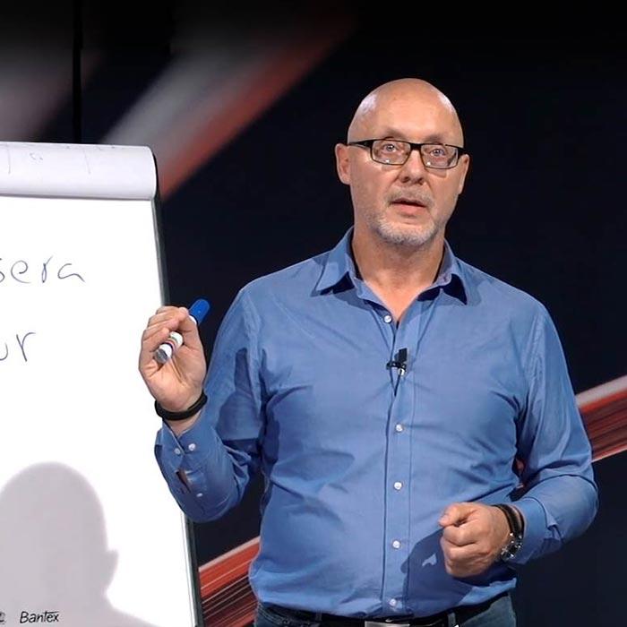 Modernt ledarskap - distansutbildningar online med Jan Kronkvist - Modern Retorik